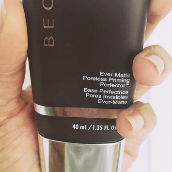Photo of BECCA Ever-Matte Poreless Priming Perfector™ uploaded by Shamira C.