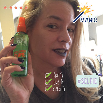 Garnier Fructis Style Brilliantine Shine Glossing Spray uploaded by Kelli C.