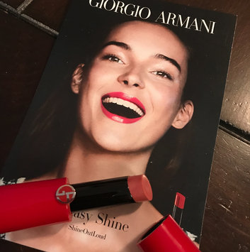 Photo of Giorgio Armani Beauty Ecstasy Shine Lipstick uploaded by Stephanie M.