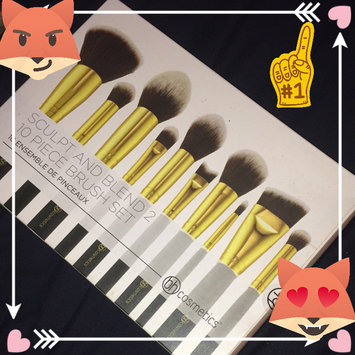 Photo of BH Cosmetics Sculpt and Blend 2 - 10 Piece Brush Set uploaded by Vanessa N.