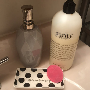 Photo of philosophy purity made simple one-step facial cleanser uploaded by Ms. S.