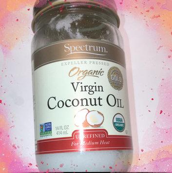 Photo of Spectrum Organic Virgin Coconut Oil uploaded by bianca r.