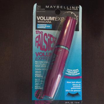 Photo of Maybelline Volum' Express® The Falsies Flared® Washable Mascara uploaded by Alexandra S.