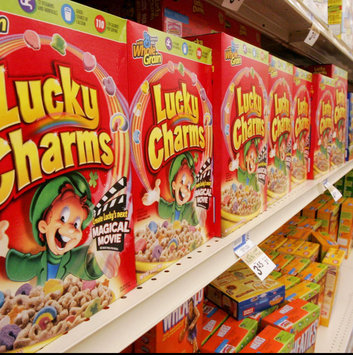 Photo of Lucky Charms Cereal uploaded by Mark K.