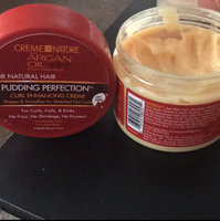 Creme of Nature with Argan Oil Pudding Perfection uploaded by Monae M.