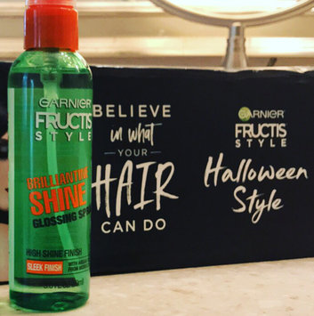 Garnier Fructis Style Brilliantine Shine Glossing Spray uploaded by Caitlen T.