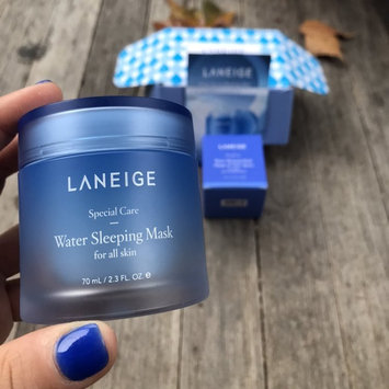 Photo of LANEIGE Water Sleeping Mask uploaded by Gaby B.