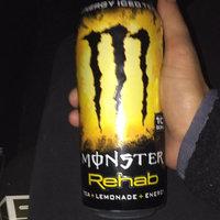 Monster Energy Monster Rehab Tea + Pink Lemonade Energy Drink uploaded by Jessica B.