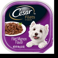 Cesar Canine Cuisine Filet Mignon Flavor uploaded by Mykaelle V.
