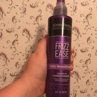 John Frieda Frizz Ease Daily Nourishment Leave-In Conditioner 1 fl. oz. Spray Bottle uploaded by Carley C.