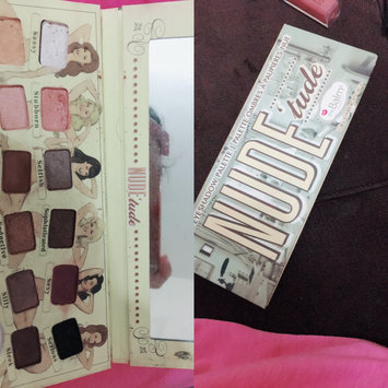 The Balm Nude'tude Palette uploaded by Noor AL-huda S.