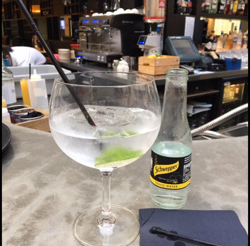 Photo of Bombay Sapphire® Gin uploaded by Lesleyanne C.