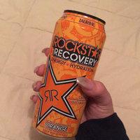 Rockstar Recovery Energy Drink Orange uploaded by Alejandra P.