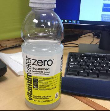 Photo of vitaminwater Zero Squeezed Lemonade uploaded by Jessica B.