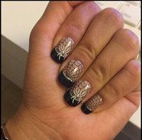 Broadway Press-On Manicure Design - Gossip Ghoul uploaded by Jenn M.