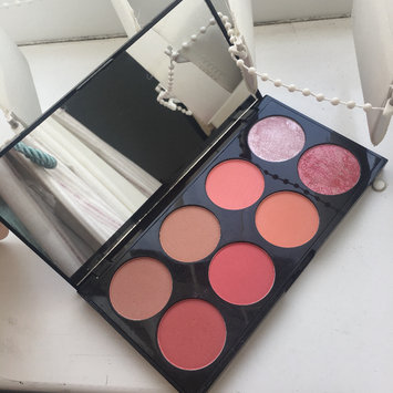 Photo of Makeup Revolution Blush Palette uploaded by Kiran A.