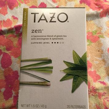 Photo of Tazo Zen Green Tea 2-pack;40 Tea Bags. uploaded by Yahaira M.
