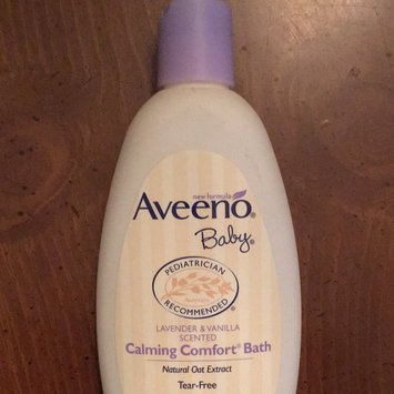 Photo of Aveeno Baby Calming Comfort Bath uploaded by Joi H.