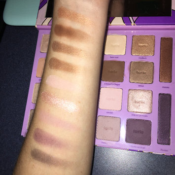 Photo of tarte Color Vibes Amazonian Clay Eyeshadow Palette uploaded by Kirsten J.