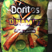Doritos® Dinamita® Chile Limon  Flavored Rolled Tortilla Chips uploaded by Amica T.