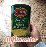 Del Monte® Fresh Cut Golden Sweet Whole Kernel Corn uploaded by Jan G.