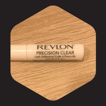 Photo of Revlon Precision Clear Lash Adhesive uploaded by Stephanie B.