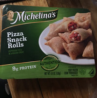 Michelina's® Pizza Snack Rolls 4.5 oz. Tray uploaded by MK R.