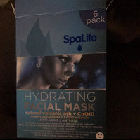 My Spa Life SpaLife Hydrating Facial Mask - 3 pack uploaded by Ana G.