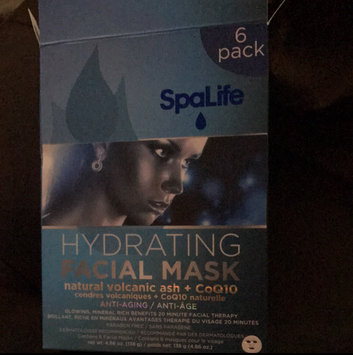 My Spa Life SpaLife Hydrating Facial Mask - 3 pack uploaded by Ana E.