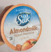 Silk™ Almond Dairy-Free Peach Yogurt Alternative 5.3 oz. Cup uploaded by Anastasia K.
