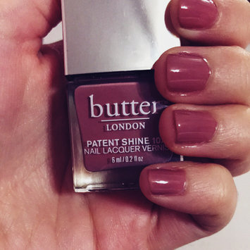 Photo of Butter London Patent Shine 10X Lacquer uploaded by katelynn m.