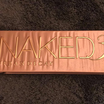 Urban Decay NAKED3 Eyeshadow Palette uploaded by Caitlyn G.