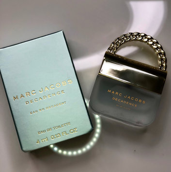 Photo of Marc Jacobs Divine Decadence Parfum uploaded by Tabatha H.