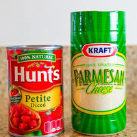 Kraft 100% Grated Parmesan Cheese 8 oz uploaded by Briana W.