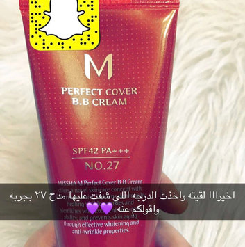 Photo of [Missha] M Perfect BB Cream #23 (Natural Beige) - 20g. uploaded by blogger n.