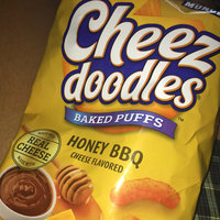 WISE Puffed Honey BBQ & Cheese Cheez Doodles uploaded by Andjoua R.