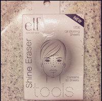 e.l.f. professional Shine Eraser Blotting Sheets uploaded by Alexandra S.