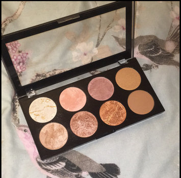 Photo of Makeup Revolution Golden Sugar 2 Rose Gold Ultra Professional Blush Palette uploaded by Alex D.