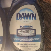 Advanced Power Dawn® Platinum Advanced Power™ Dishwashing Liquid Refreshing Rain™ 709 Ml uploaded by Mary R.