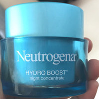 Neutrogena® Hydro Boost Night Concentrate Sleeping uploaded by Phoutthapany V.