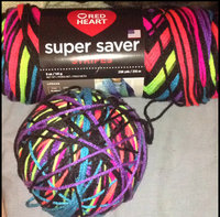 Red Heart Super Saver Yarn-Neon Stripes uploaded by Bellatrix V.