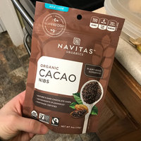 Navitas Naturals Organic Raw Cacao Nibs, 4 Ounce uploaded by Suzanne M.