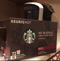 STARBUCKS® Sumatra Earthy & Herbal K-Cups® Pods uploaded by Donna M.
