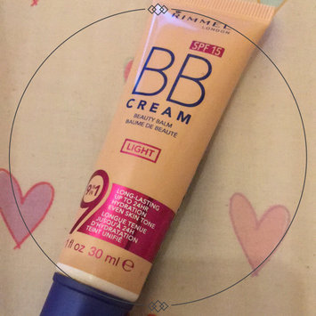 Photo of Rimmel London BB Cream 9-in-1 Skin Perfecting Super Makeup uploaded by Keely R.