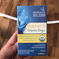 Mommy's Bliss Vitamin D Organic Drops - 11 Ounce uploaded by Jane L.
