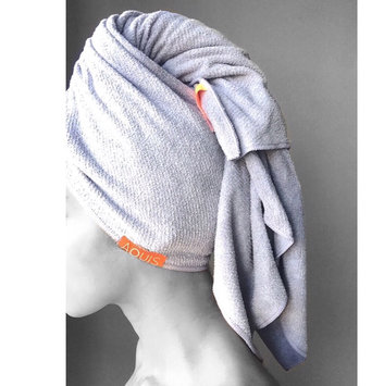 Photo of AQUIS Lisse Luxe Hair Towel uploaded by Luna H.