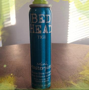 Photo of Bed Head Masterpiece™ Massive Shine Spray uploaded by Jill R.
