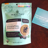 Organic Superfood Blend, Protein Smoothie Mix, 8 oz, Navitas Naturals uploaded by Nancy C.