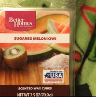 Better Homes and Gardens Wax Cubes, Sugared Melon Kiwi uploaded by Tiffany S.