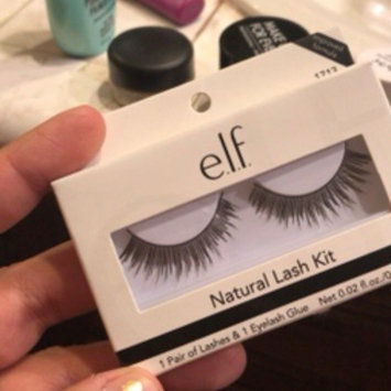 Photo of e.l.f. Cosmetics Natural Lash Multipack uploaded by BETSY R.